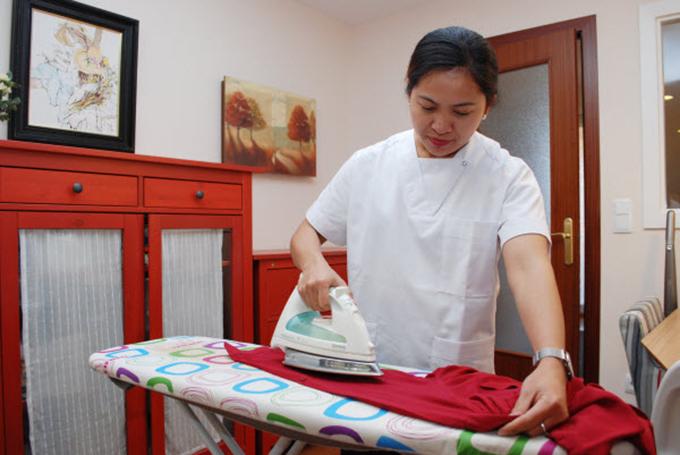 Retribuciones y derechos de las empleadas del hogar en 2018
