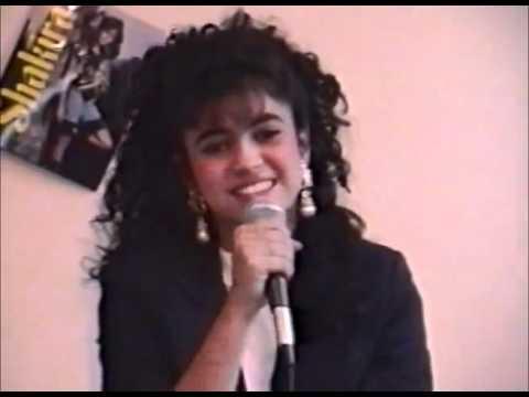 Conoce a la Shakira de antes a través de un vídeo ¡Te vas a sorprender!