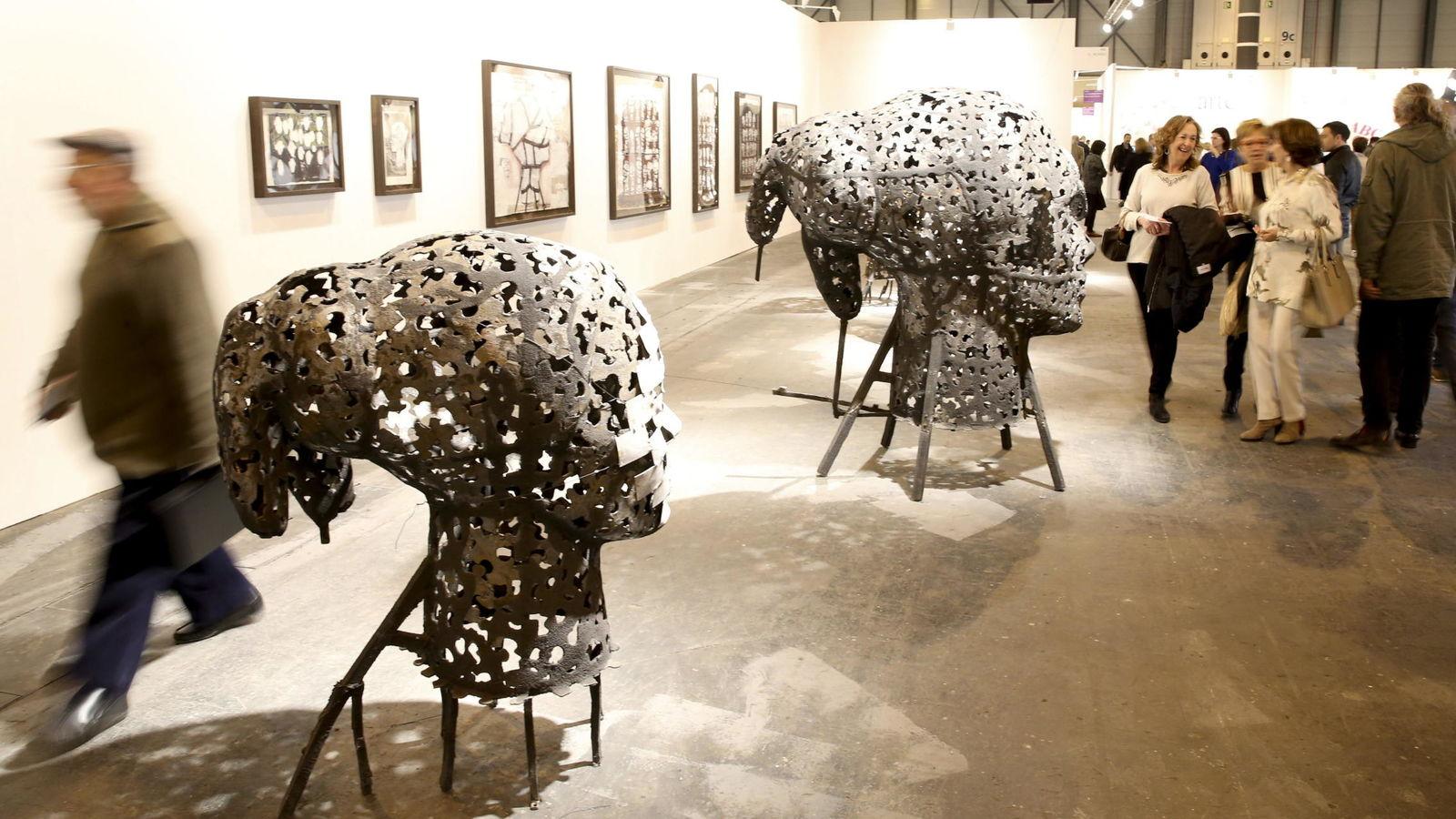 Perú es el país invitado de la Feria Internacional de Arte que se celebra en Madrid
