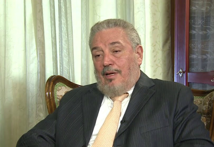 """Se suicidó """"Fidelito"""", el hijo mayor de Fidel Castro"""