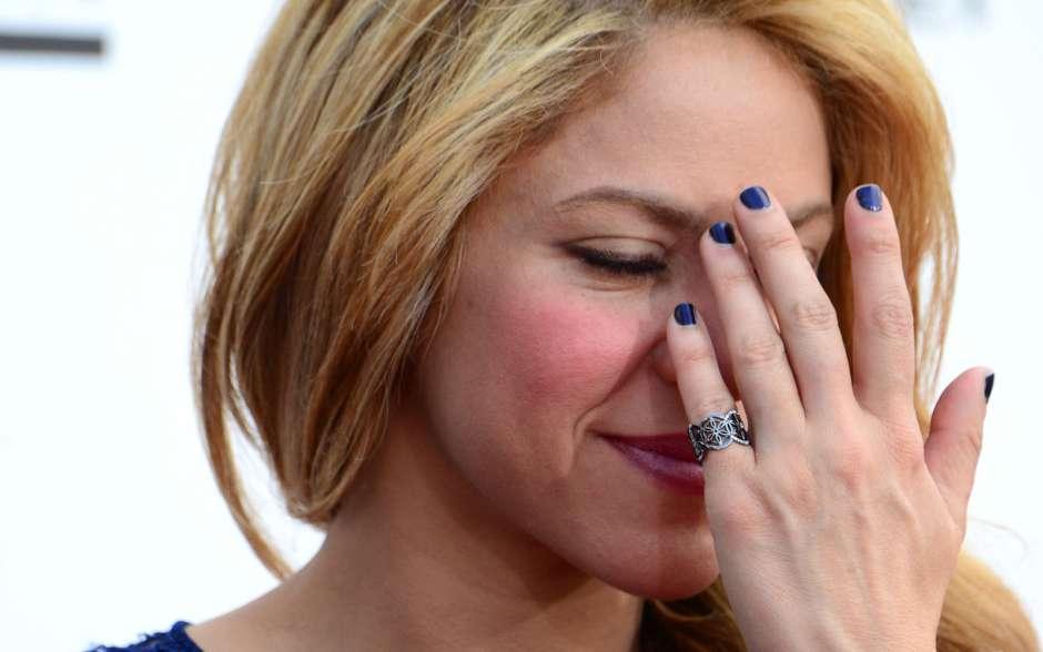 Shakira paga a la Hacienda española 20 millones de euros