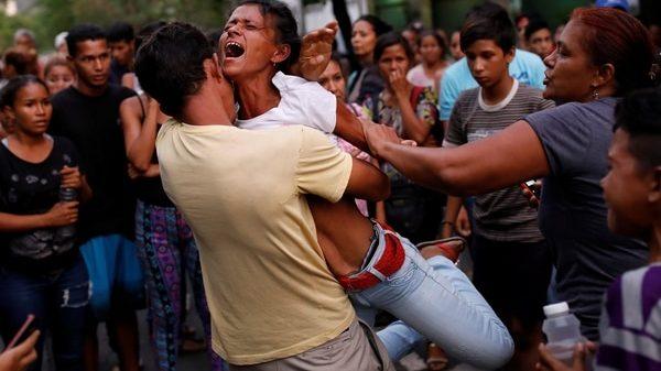 ¡Tragedia en Venezuela!: al menos 68 personas murieron en una cárcel