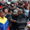 EEUU anuncia USD 2,5 millones para refugiados venezolanos en Colombia