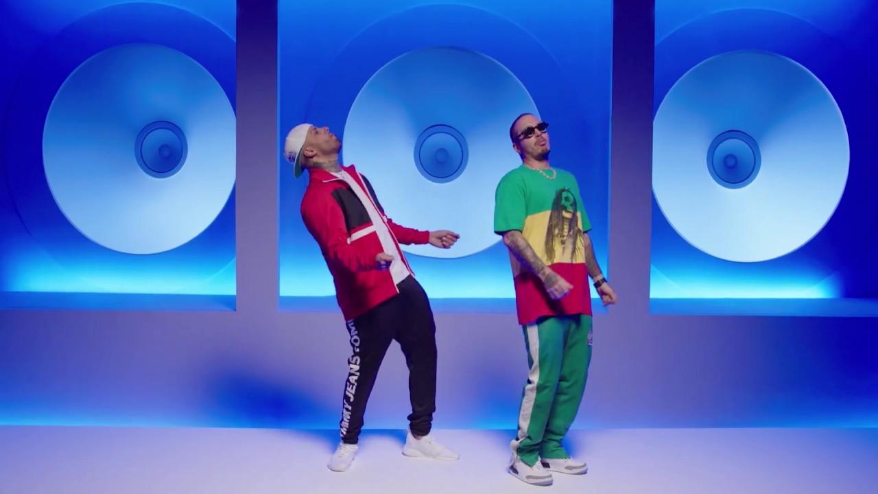"Nicky Jam y J Balvin estrenaron ""X"""