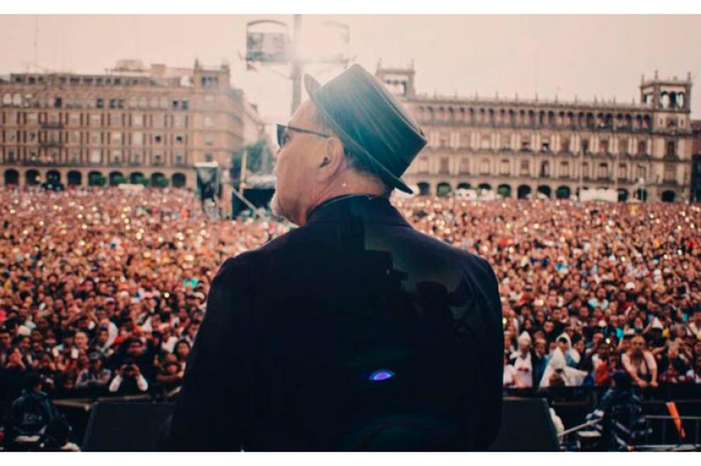 """""""Yo no me llamo Rubén Blades"""" es el documental"""