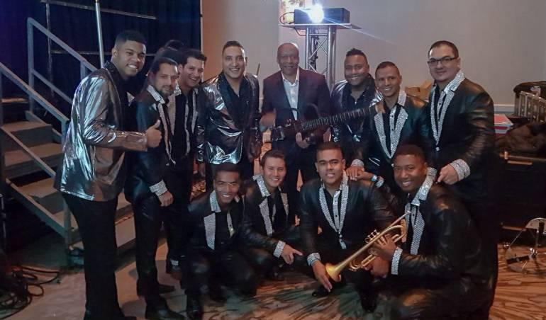 Guayacán Orquesta llega a los Billboard con toda su grandeza musical
