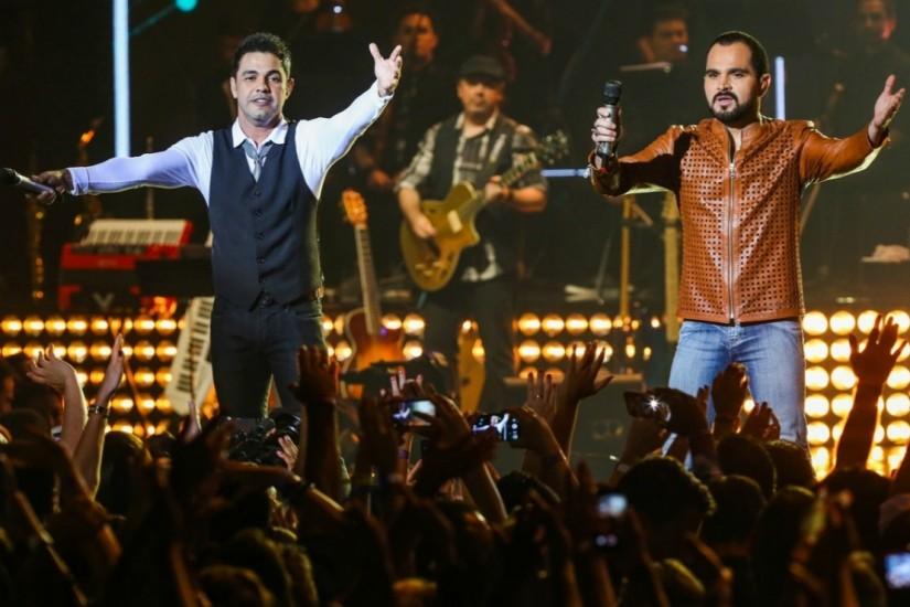 Zezé di Carmargo & Luciano se presentan en Madrid el 5 de mayo