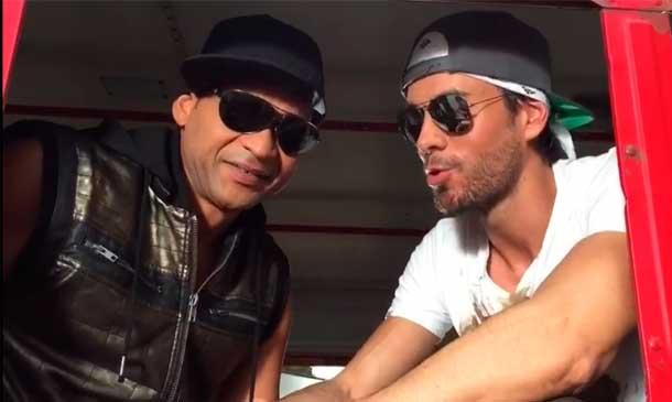 """""""Nos fuimos lejos"""" es lo nuevo de Descemer Bueno junto a Enrique Iglesias y El Micha"""