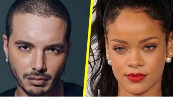 """J Balvin sobre Rihanna: """"No es una mujer para casarse, es pa´ pasar bueno"""""""