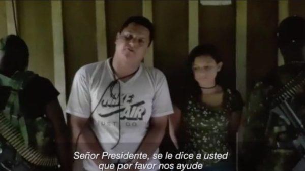 """""""Guacho"""" volvió a secuestrar ecuatorianos y amenaza con asesinarlos"""