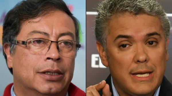 Una segunda vuelta definirá si Iván Duque o Gustavo Petro es el Presidente de Colombia