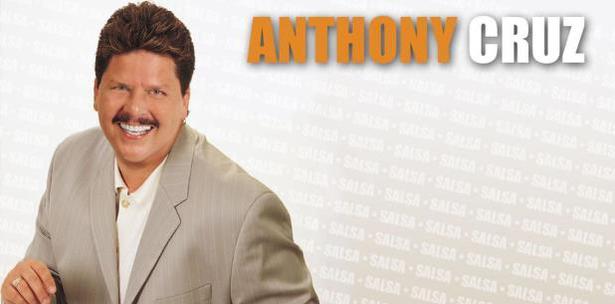 Murió el salsero Anthony Cruz