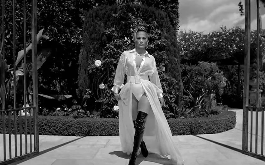 Jennifer Lopez estrena video de su sencillo 'Dinero'