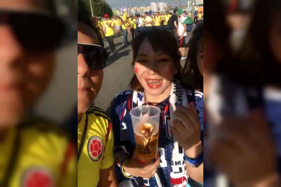 Colombiano que humilló a japonesas pide disculpas y dice que teme por su vida