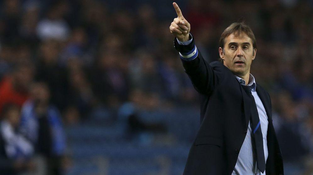 Julen Lopetegui ha sido destituido como entrenador de la selección española de fútbol de manera fulminante