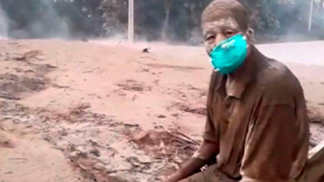 Llegan a 99 las víctimas tras erpución del Volcán de Fuego en Guatemala