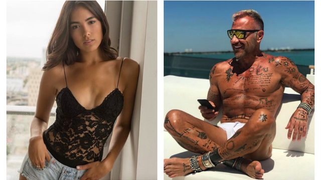 Esta es la venezolana que le robó el corazón a Gianluca Vacchi