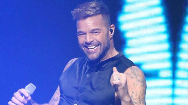 Ricky Martin regresa a España