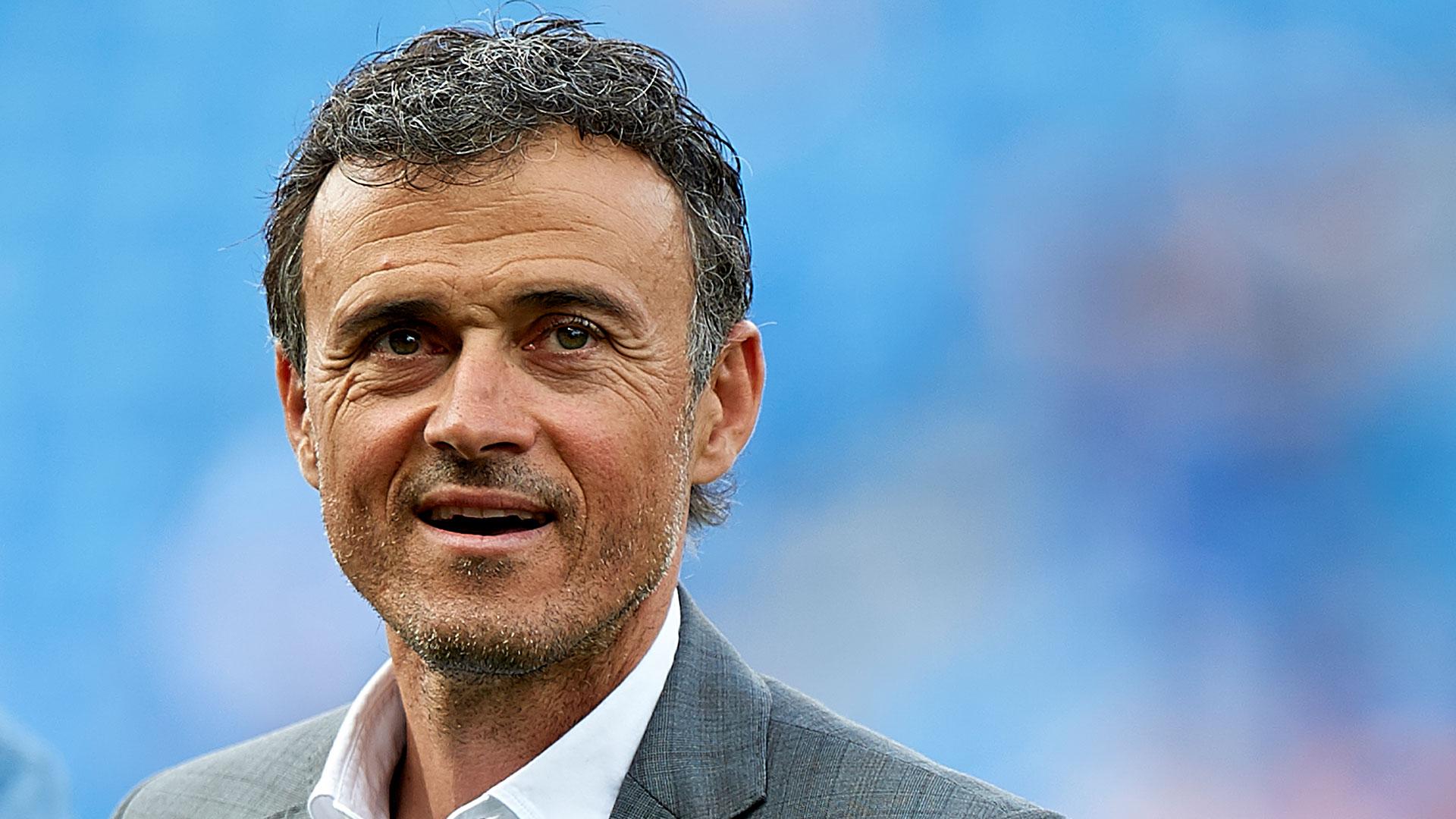 Luis Enrique es el nuevo seleccionador de España