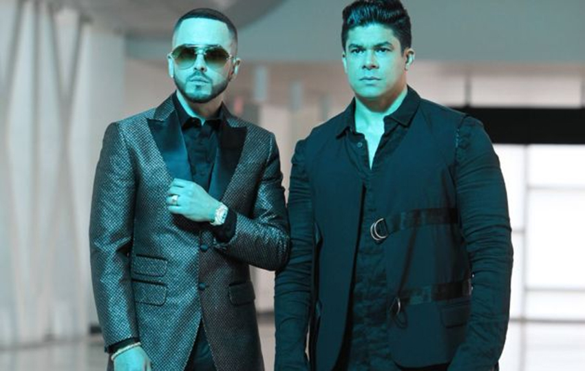 Jerry Rivera y Yandel se unen para interpretar