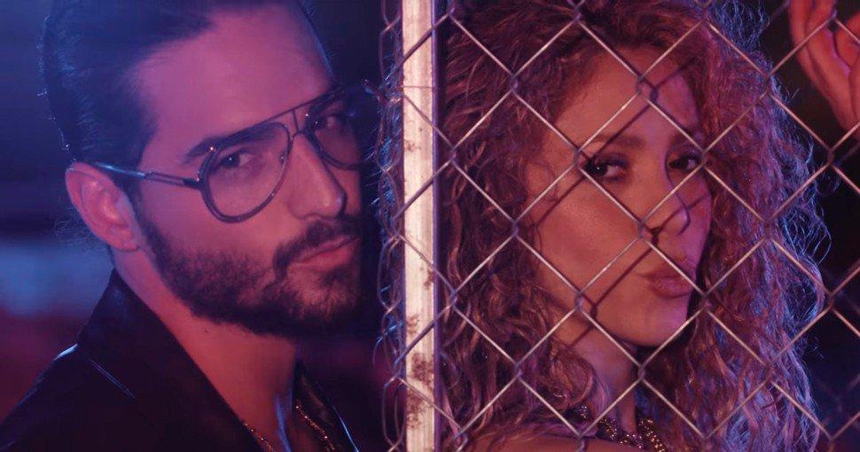 """Shakira y Maluma la rompen con """"Clandestino"""" y estrenan vídeo"""