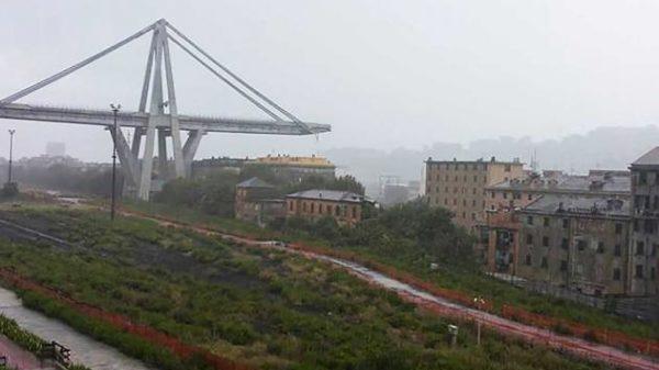 Un colombiano entre los 39 muertos que dejó la caída del Viaducto Morandi