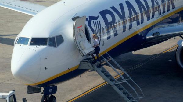 Ryanair cancela más de 400 vuelos en Europa por la huelga de pilotos
