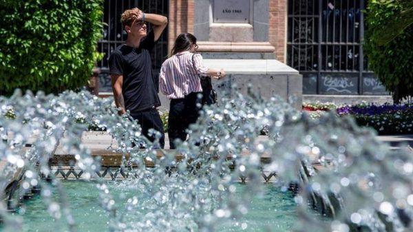Llega a España una ola de calor que durará varios días