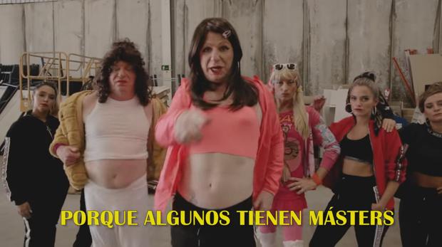 """Los Morancos critican el escándalo de los másteres parodiando """"Malamente"""" de Rosalía"""
