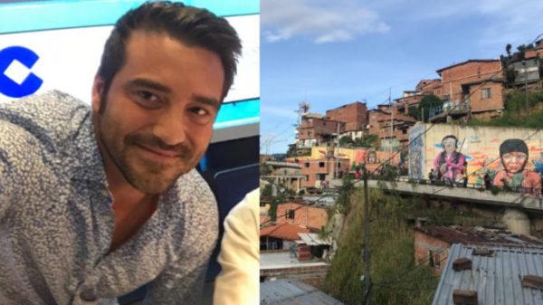 """Periodista español: """"Colombia es un 'narcoestado' y las mujeres venden su cuerpo por 10, 15 y 20 euros"""""""