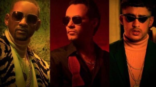'Está rico' es lo nuevo de Marc Anthony junto a Bad Bunny y Will Smith