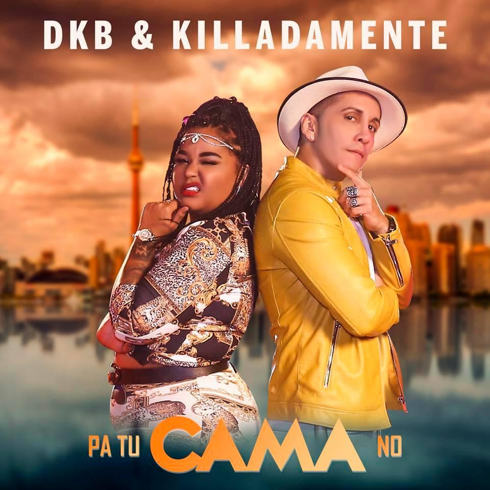 """DKB y la influencers Killadamente dicen """"Pa tu cama no"""""""