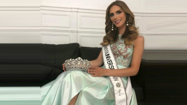 Así era Miss España antes de ser mujer