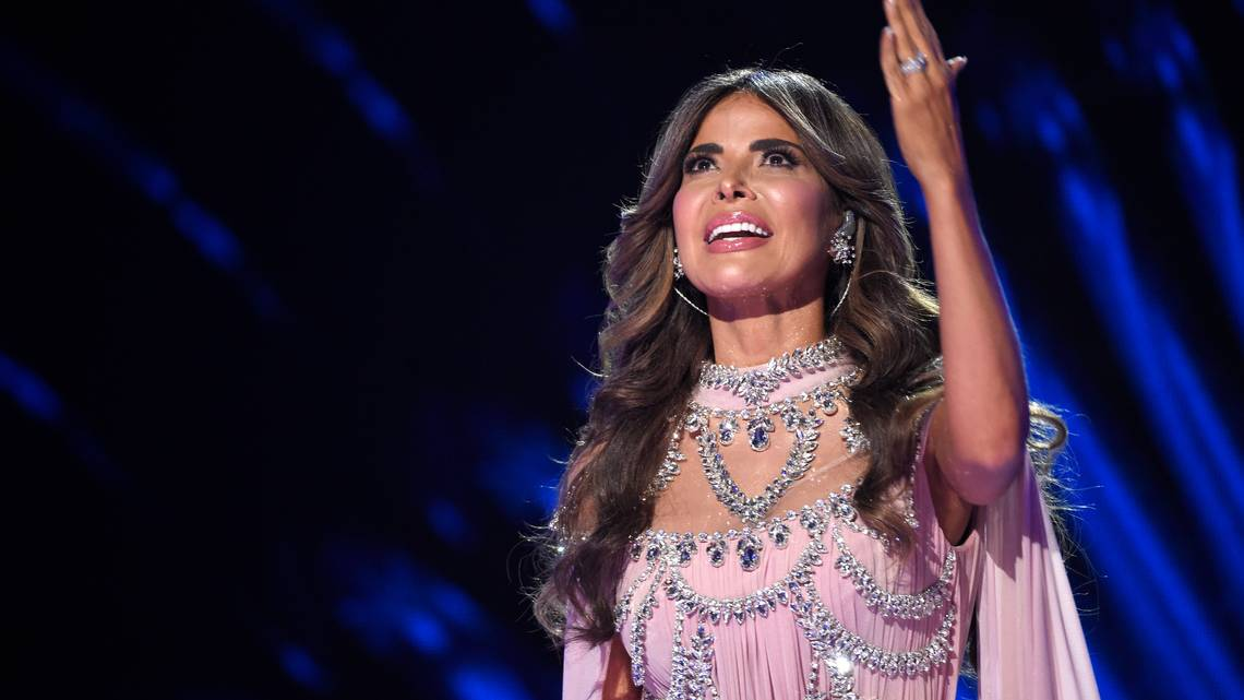 """Gloria Trevi en los Latin American Music Awards: """"Fui violada durante 17 años"""""""