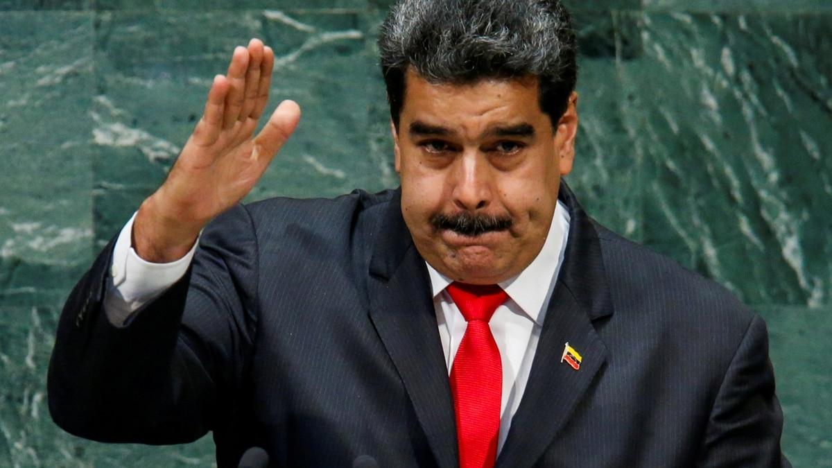Maduro aprueba millonaria donación para Indonesia y Venezuela pasando hambre