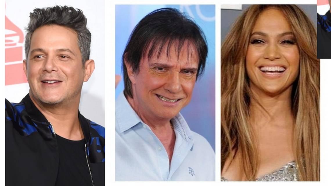 Roberto Carlos estrena álbum y comparte canciones junto a Jennifer López y Alejandro Sanz