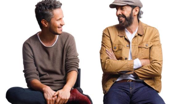 Vicente García cumple un sueño al grabar con su compatriota Juan Luis Guerra