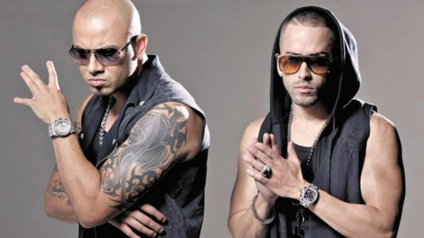 """Wisin y Yandel sentencian su regreso con """"Reggaeton en lo oscuro"""""""