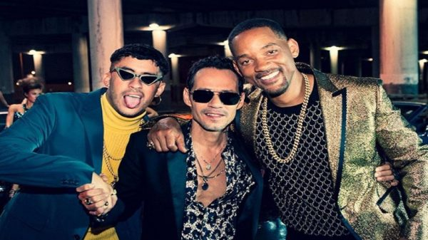 Will Smith, Marc Anthony y Bad Bunny, abrirán los Latin Grammy