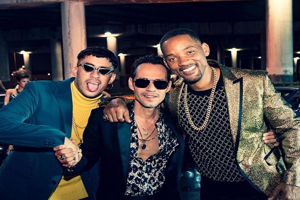 Will Smith, Marc Anthony y Bad Bunny, abrirán los Latin Grammy