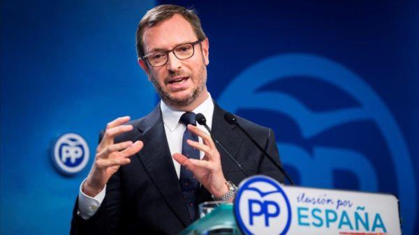 """Javier Moroto, vicesecretario del PP: """"Lo mejor que le puede pasar a un inmigrante es que se case con un español"""""""