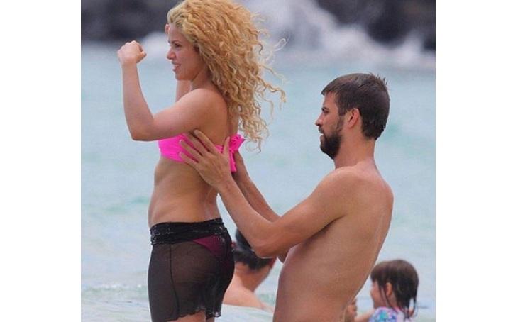 Fotos de Shakira al natural generan controversia