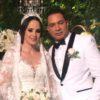"""El bachatero Frank Reyes se casó con """"el amor de su vida"""""""