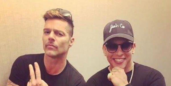 Ricky Martin y Daddy Yankee se juntarían para un tema