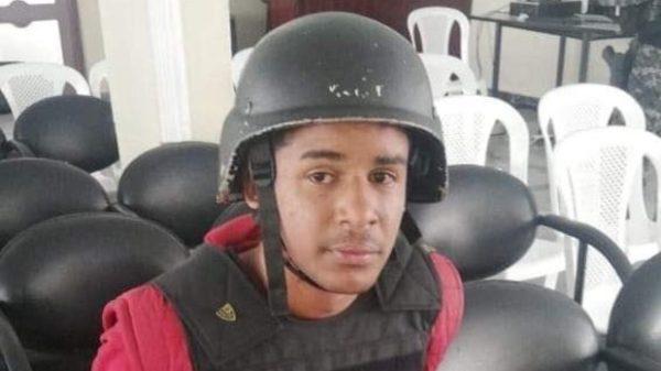 Este es el asesino de la ecuatoriana embarazada