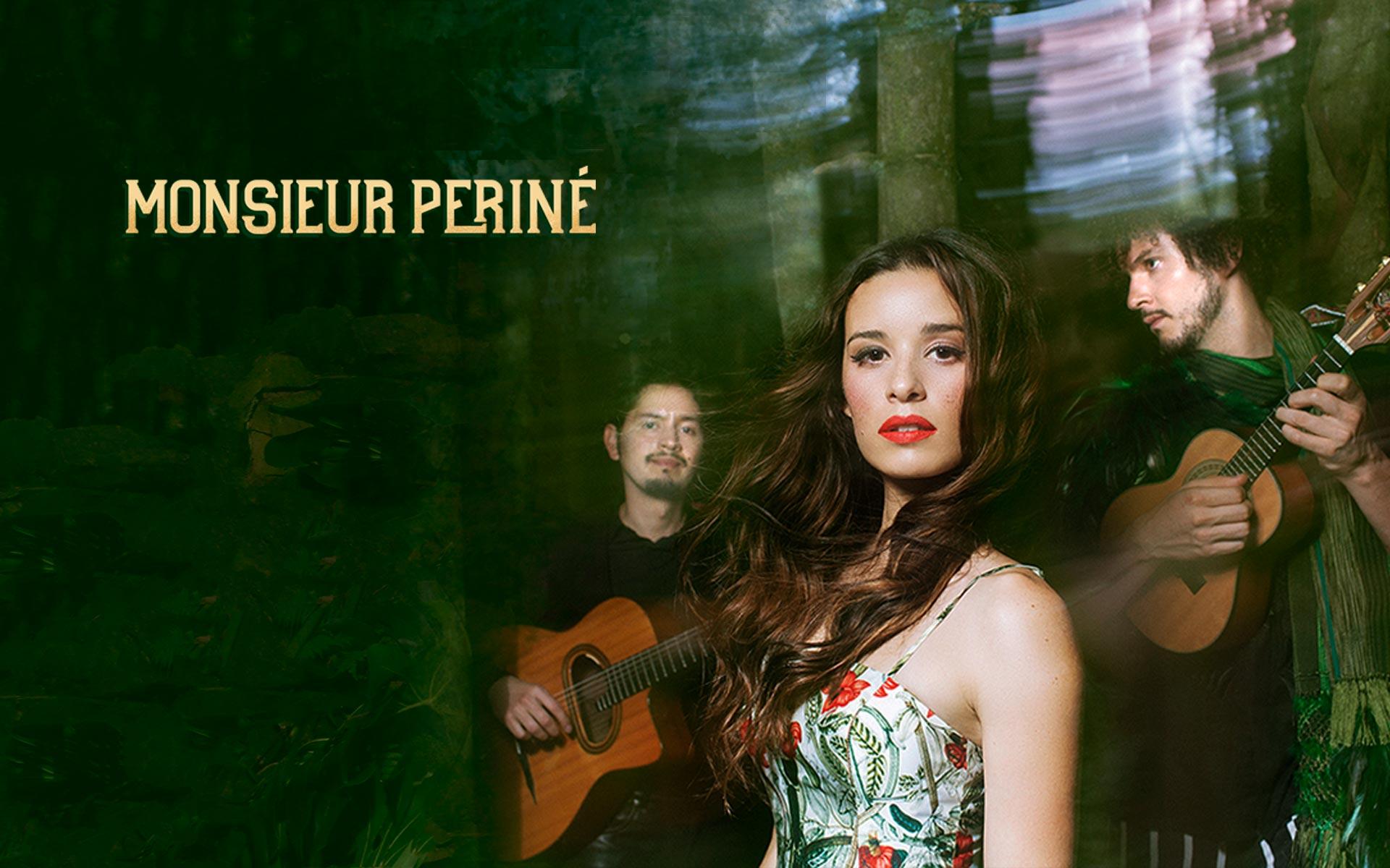 """La agrupación colombiana """"Monsieur Periné"""" actuará en Madrid y Barcelona en marzo, presentando su gira """"Encanto tropical"""""""