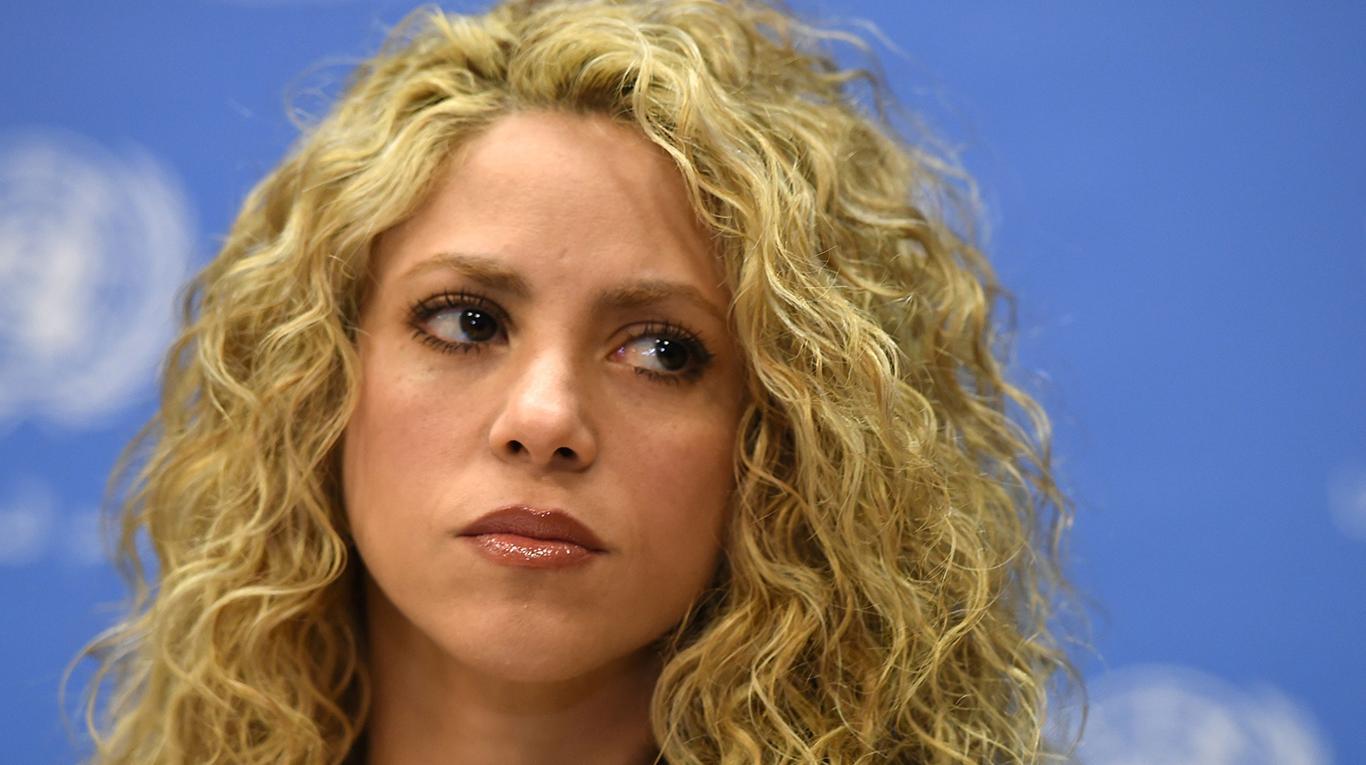 Shakira es citada a declarar por seis delitos fiscales