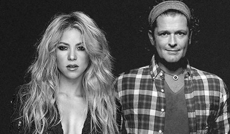 Carlos Vives y Shakira están en Madrid para comparecer ante la justicia por un supuesto plagio