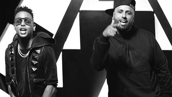 """Nicky Jam & Ozuna son un tandem demoledor en """"Te Robaré"""""""