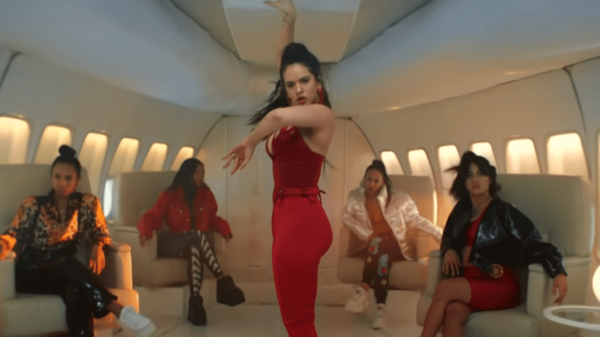 Rosalía presenta su homenaje personal al reggaeton clásico